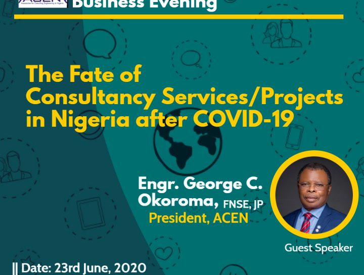 The Fate of Consultancy Services/Projects in Nigeria after COVID-19